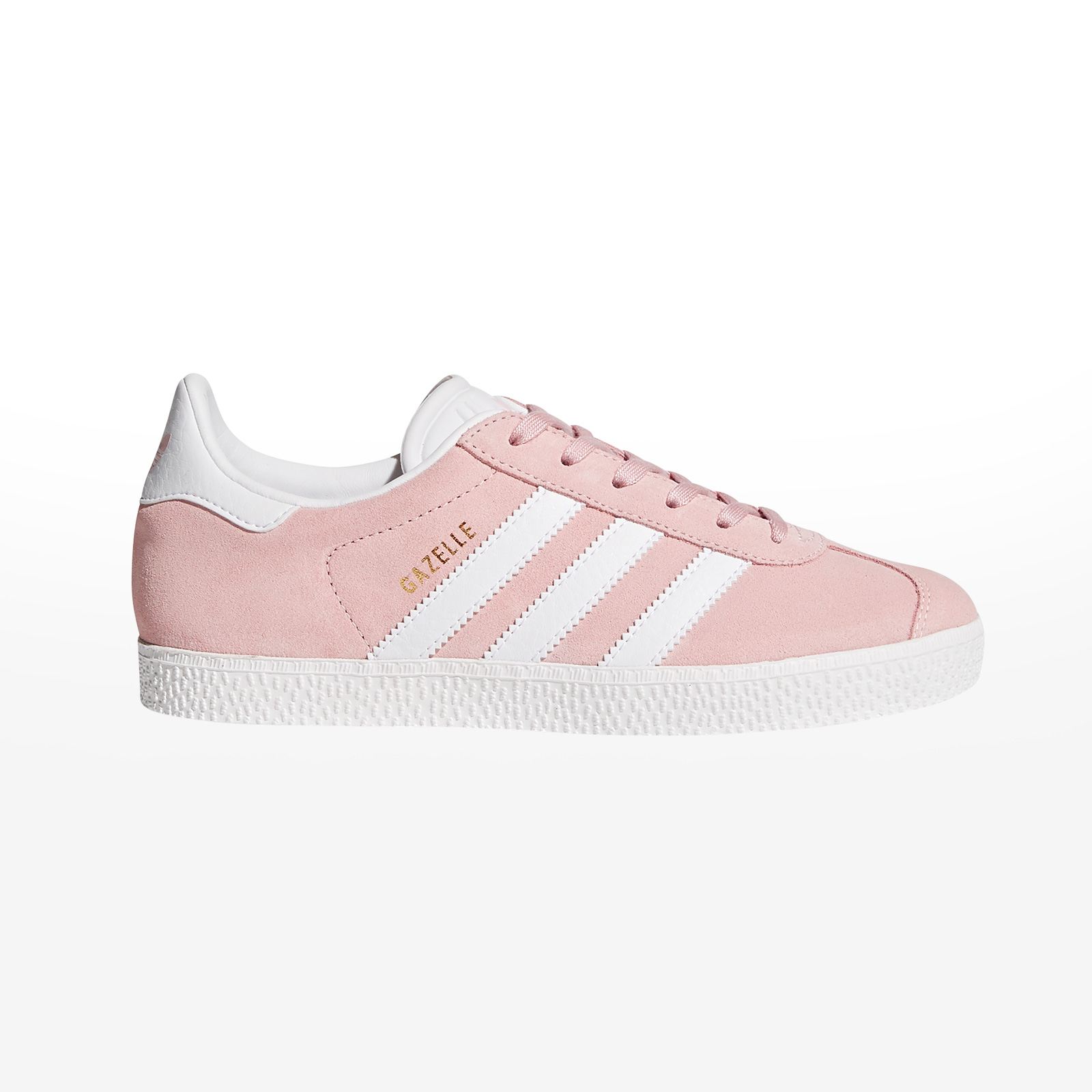 official photos edb9d 87bad Sportcafe adidas Originals – GAZELLE J – ICEPNK FTWWHT GOLDMT