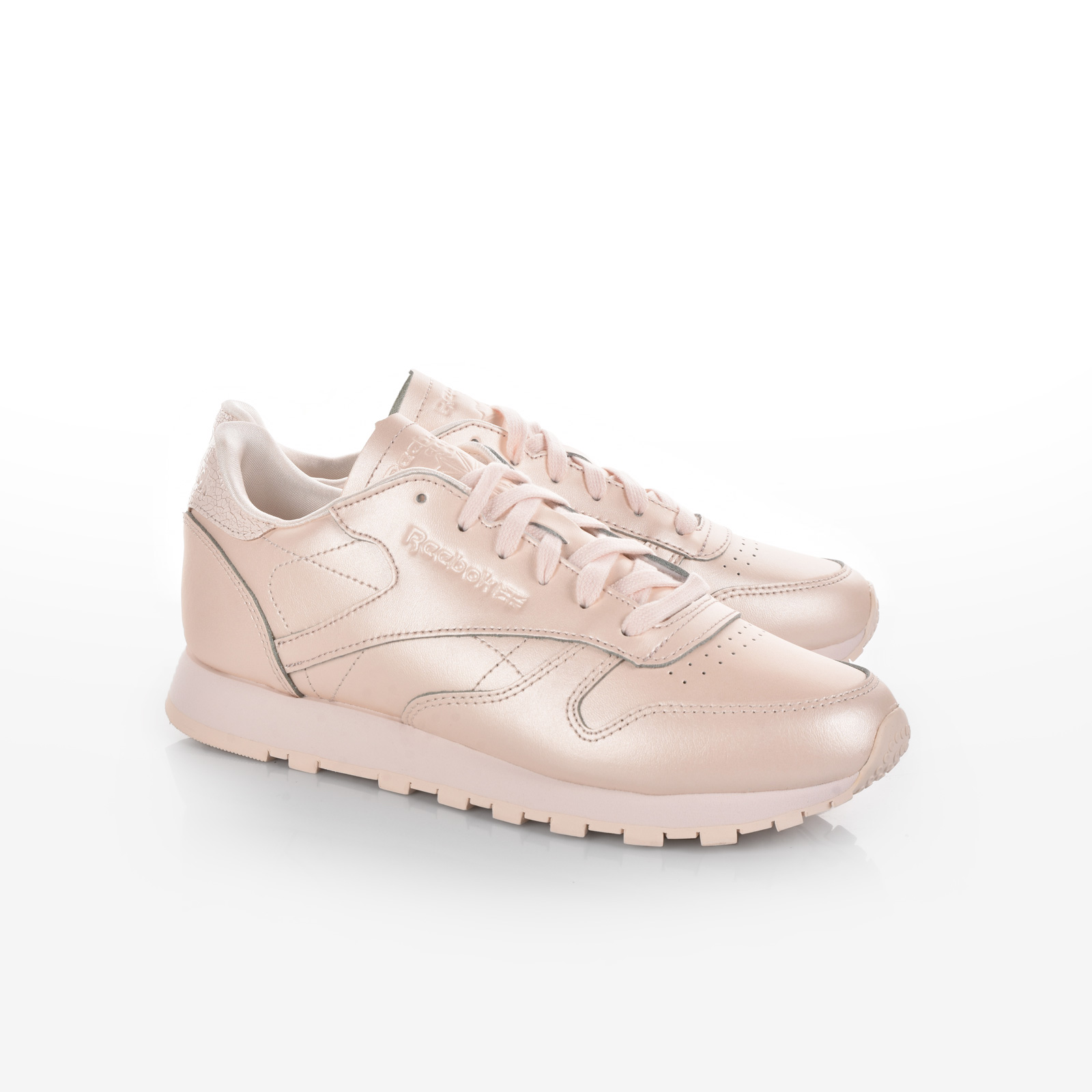 Reebok - CLASSIC LEATHER - MID-PALE PINK