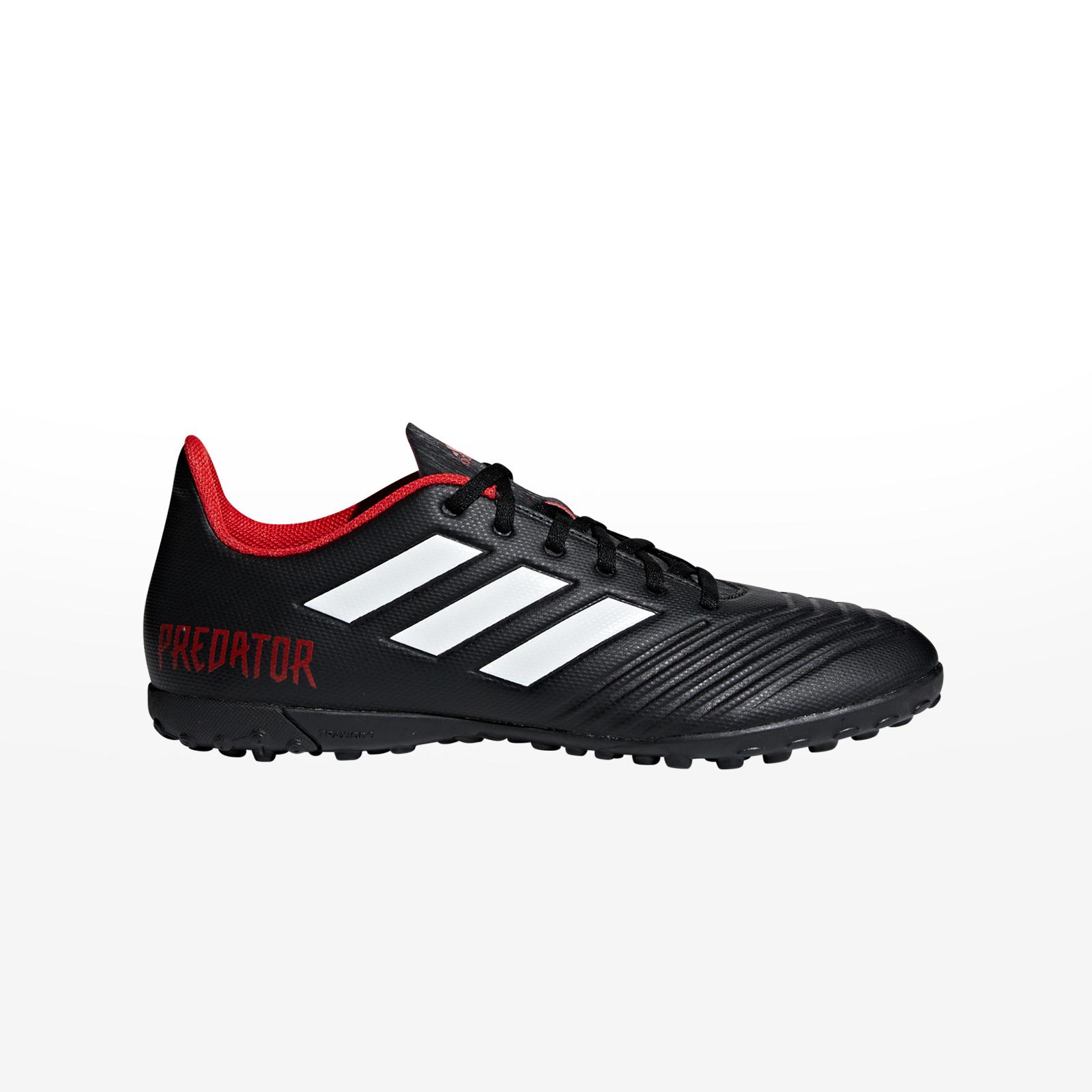 e2c37edc007 -50% Sportcafe adidas – PREDATOR TANGO 18.4 TF – CBLACK/FTWWHT/RED