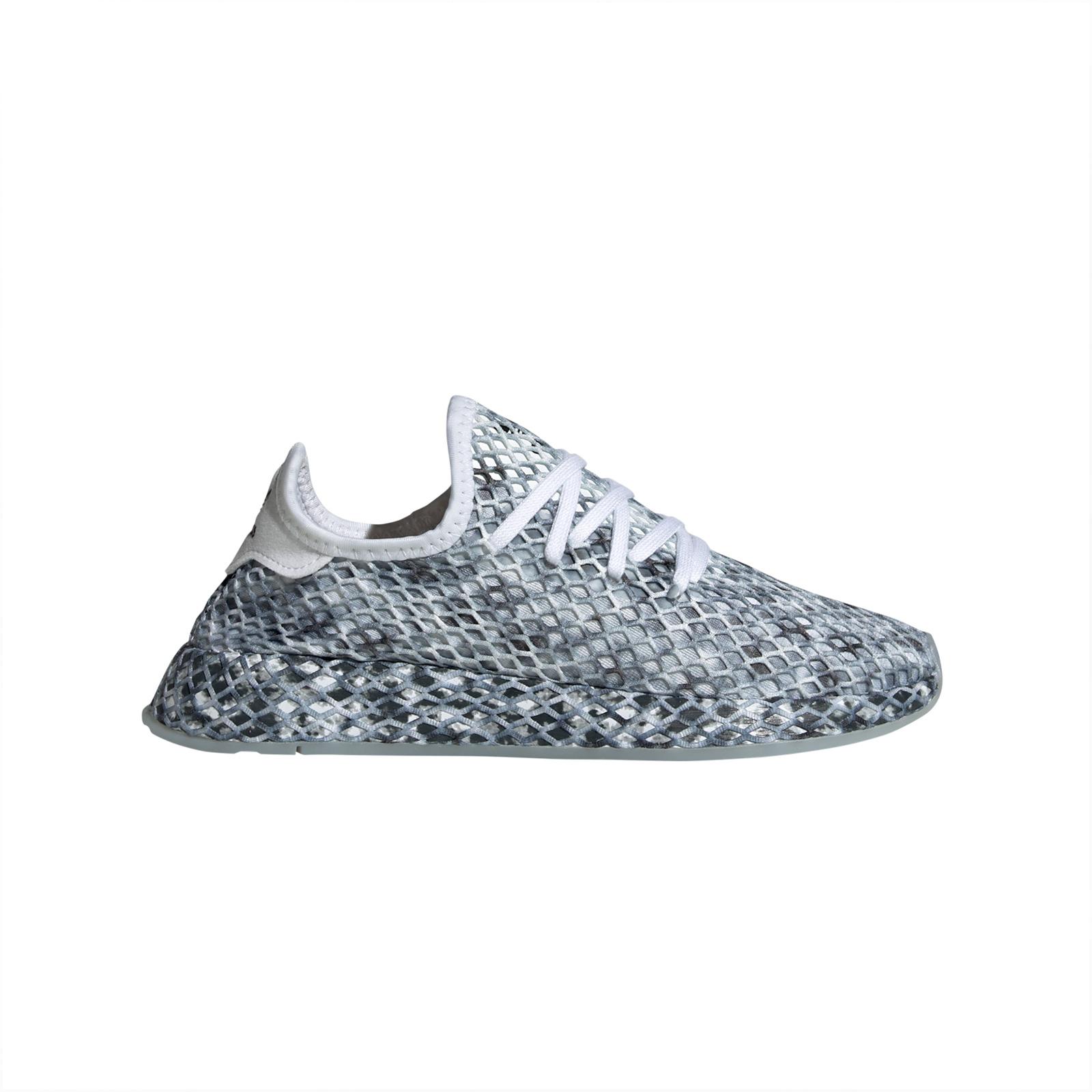 adidas Originals - DEERUPT RUNNER W - FTWWHT/CBLACK/CBLACK