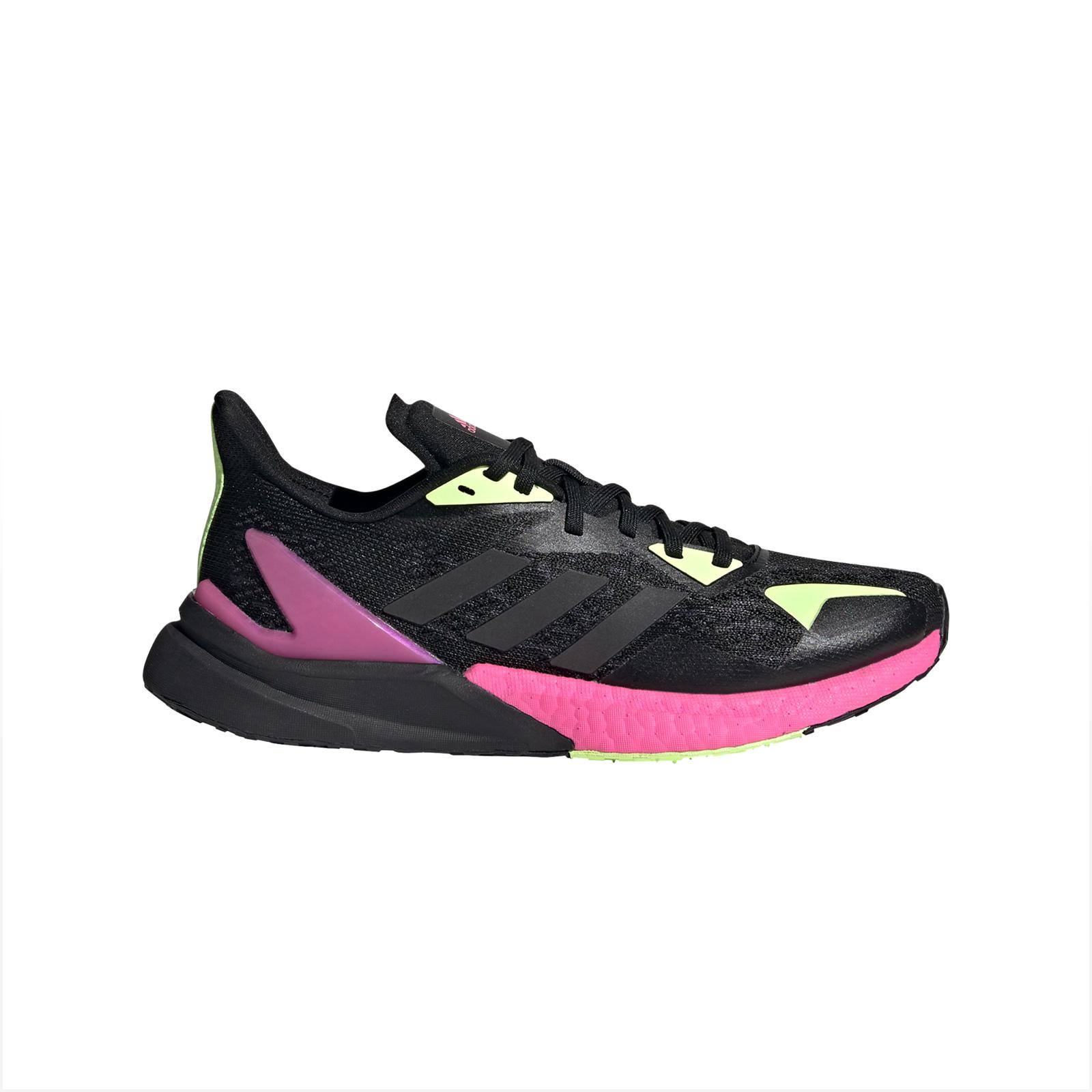 adidas - X9000L3 W - CBLACK/CARBON/SCRPNK