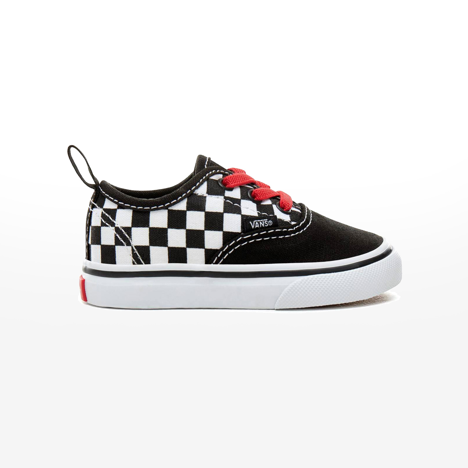 bbaf6d8bb32 -50% Sportcafe Vans – TD AUTHENTIC ELASTIC CHECKERBOAR – (CHECKERBOARD)  BLACK/RED/TRUE WHITE