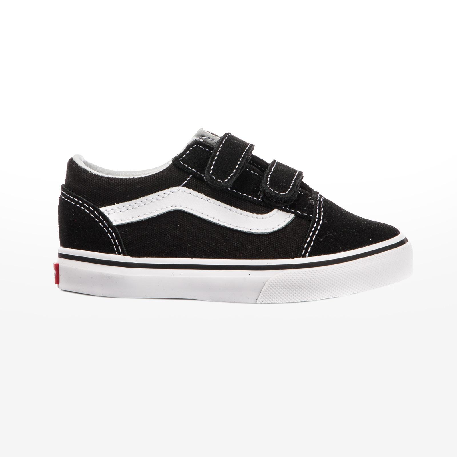 6d238e7befa Vans - TD OLD SKOOL V - BLACK - Roe Shoes Collection