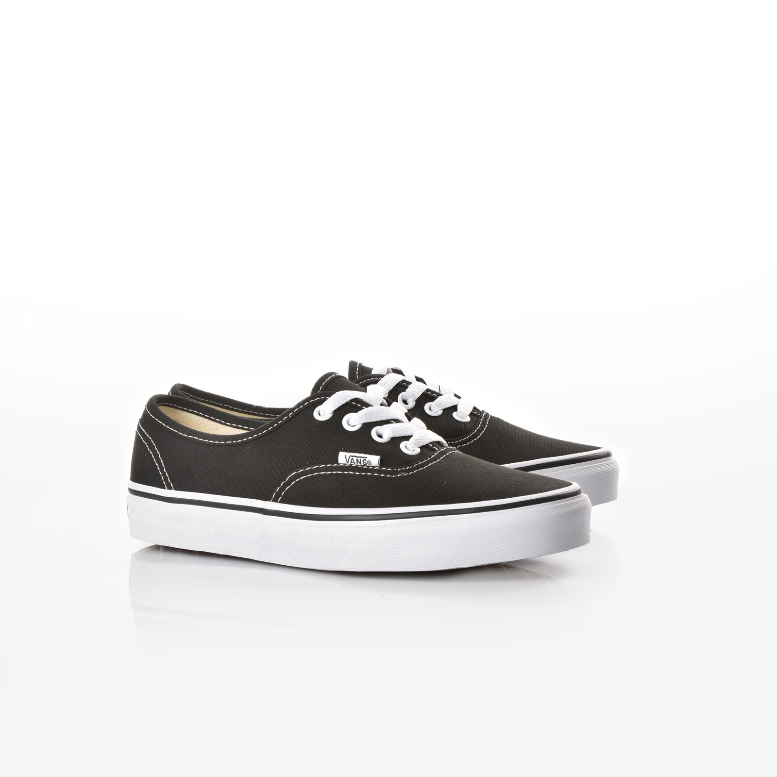 e70cf6446f Sportcafe Vans – U AUTHENTIC BLACK – BLACK