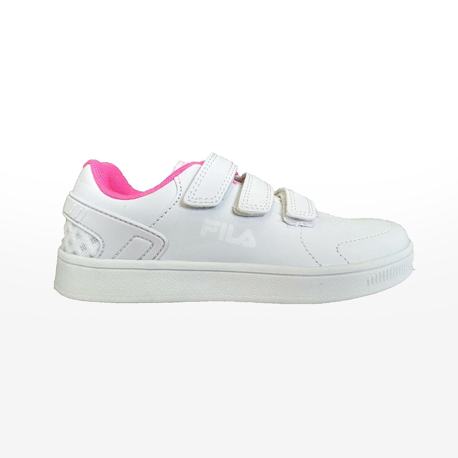 4df576e5953 -50% Sportcafe Fila – 3LS83103 PANDA VELCRO FOOTWEAR – WHITE , (503/91F0)