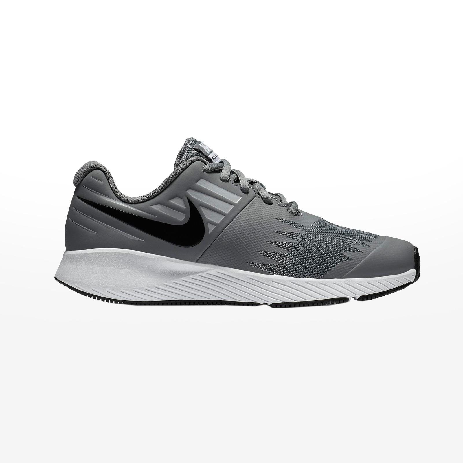 Sportcafe Nike – NIKE STAR RUNNER (GS) – COOL GREY BLACK-VOLT- 564635e0b93