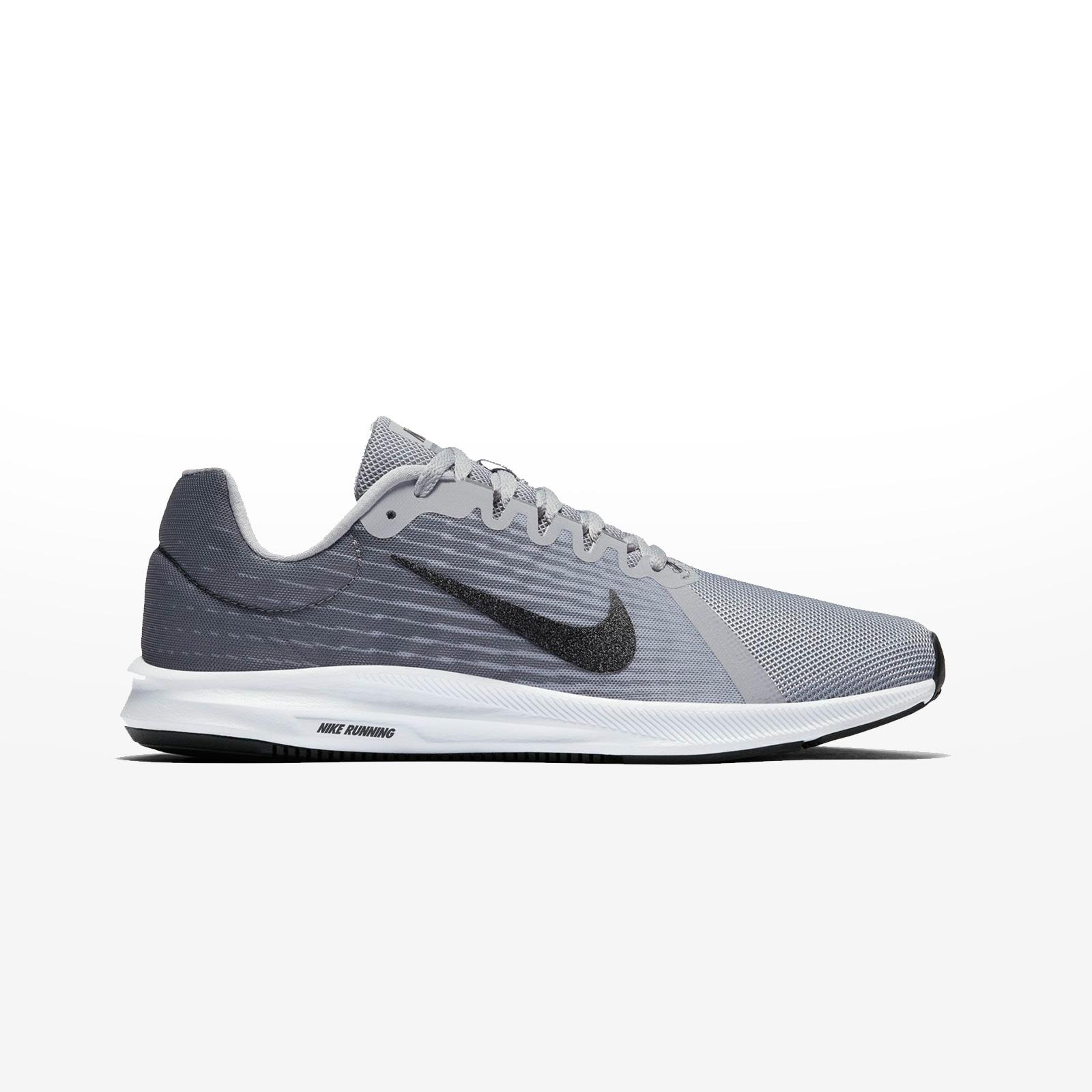 045b1c344517f Sportcafe Nike – NIKE DOWNSHIFTER 8 – WOLF GREY MTLC DARK GREY-COOL GREY-
