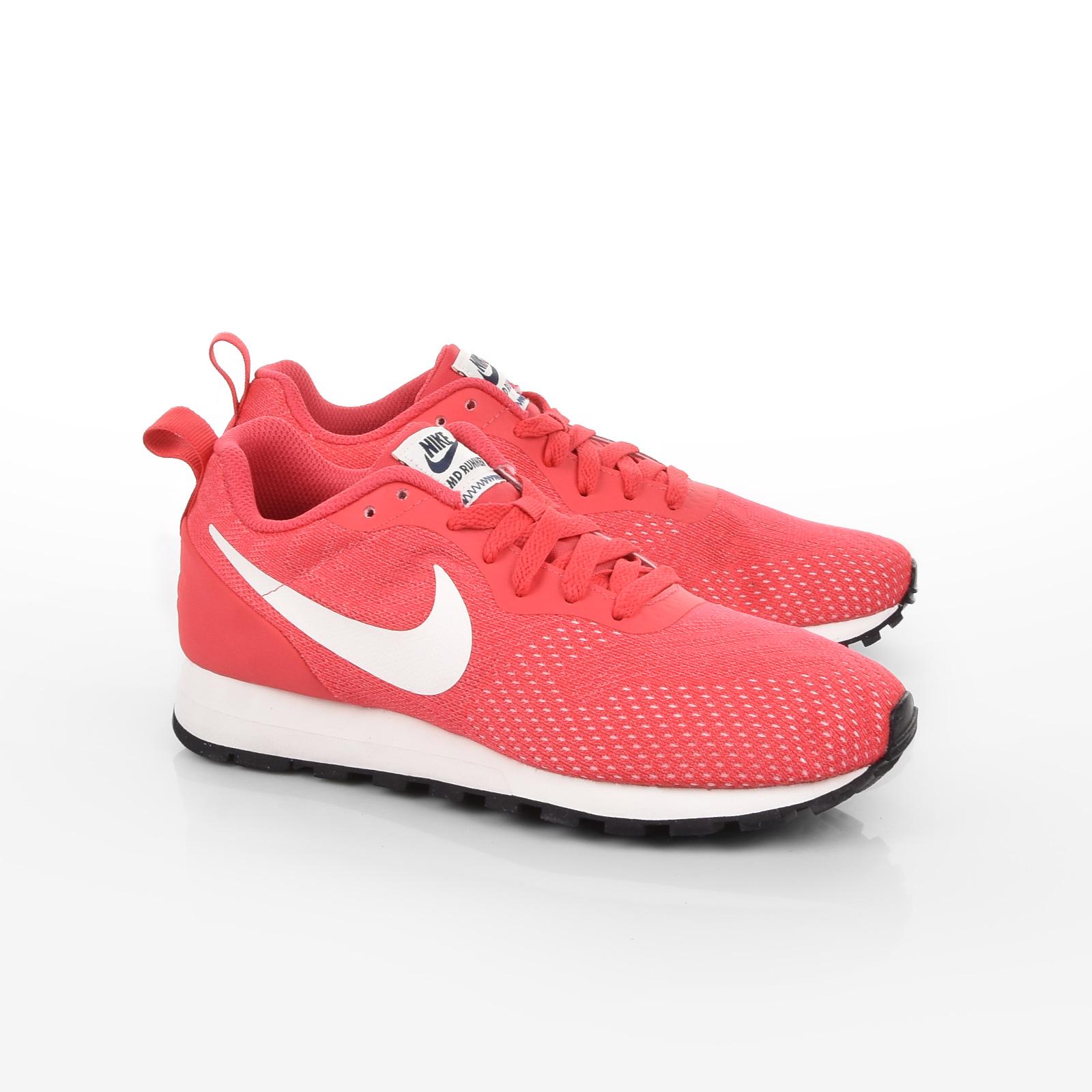 Nike - WMNS NIKE MD RUNNER 2 ENG MESH - TROPICAL PINK/SAIL-NAVY-SEA CORAL