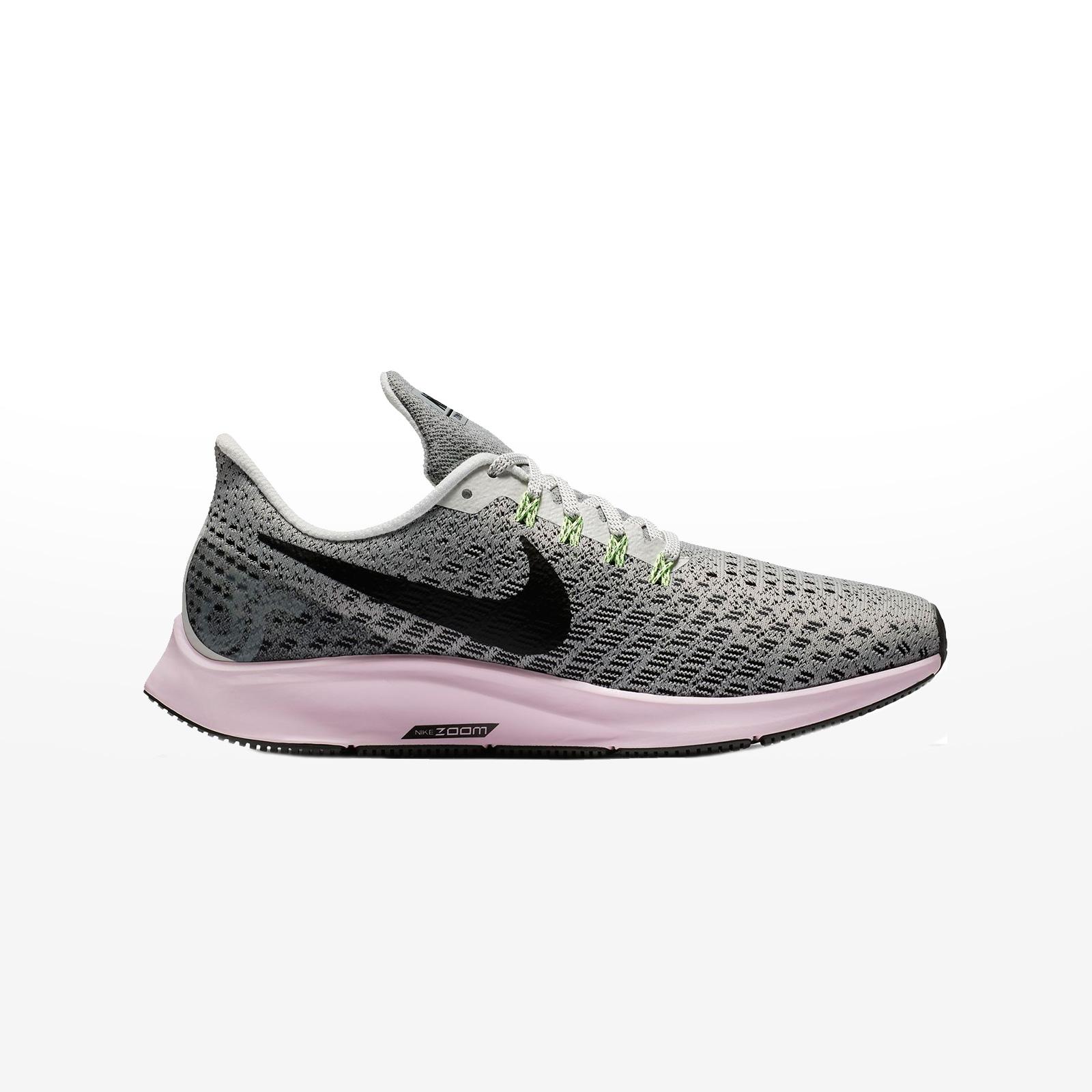 eb7e866b9b8 Sportcafe Nike – WMNS NIKE AIR ZOOM PEGASUS 35 – VAST GREY/BLACK-ATMOSPHERE  GREY