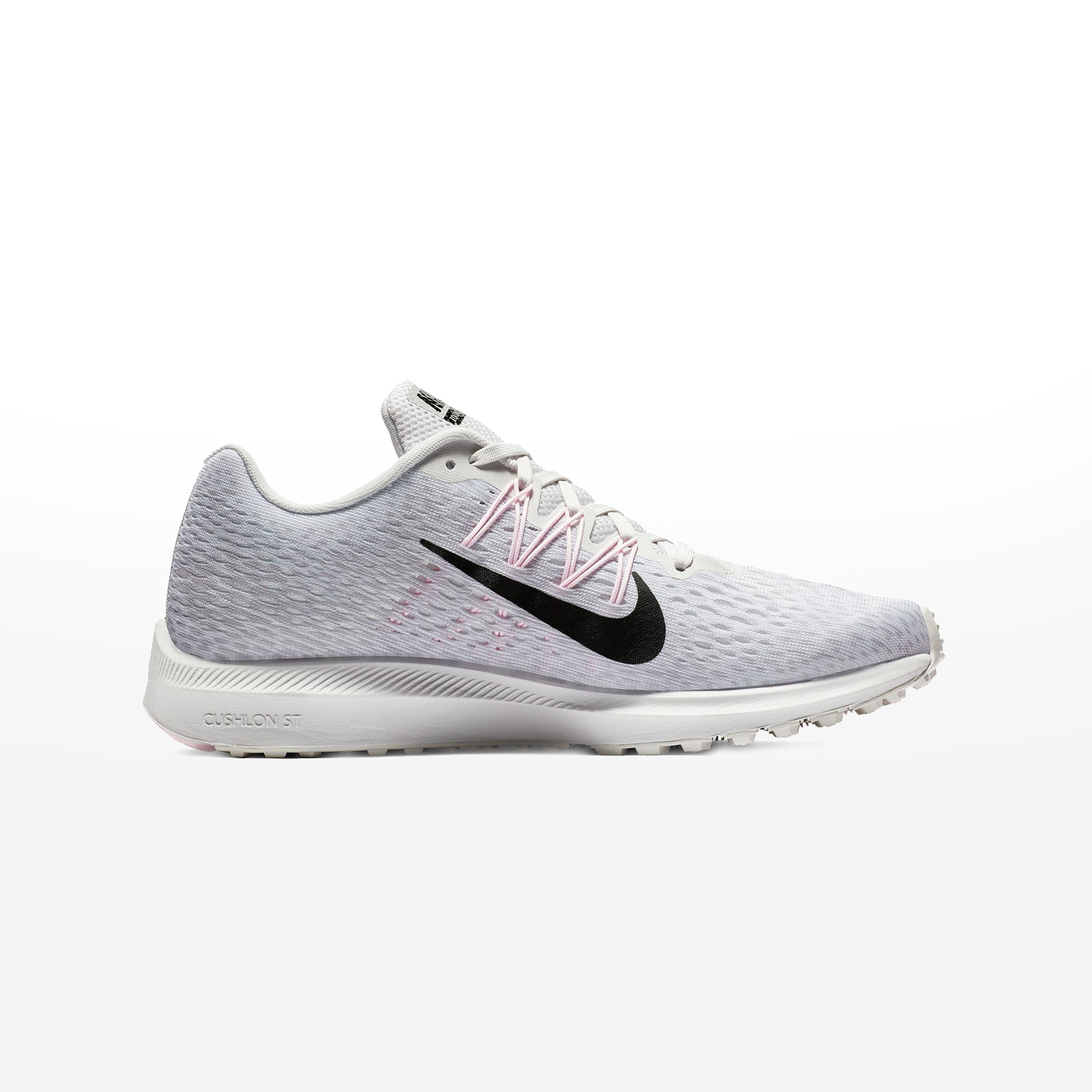 check out 7d216 7d9ba Sportcafe Nike – WMNS NIKE ZOOM WINFLO 5 – VAST GREY BLACK-ATMOSPHERE GREY